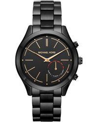 Michael Kors - Mkt4003 Ladies Bracelet Smart Watch - Lyst