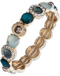 Lonna & Lilly - Life`s A Gem Bracelet - Lyst