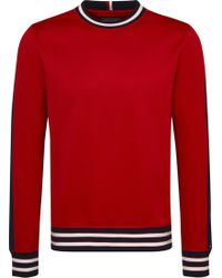 Tommy Hilfiger - Men's Sporty Tech Sweatshirt - Lyst