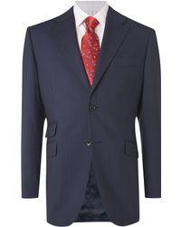 Howick - Branson Fine Stripe Suit Jacket - Lyst