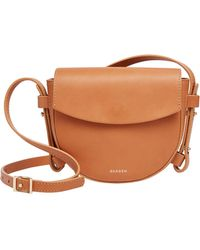 Skagen - Swh0213231 Lobelle Mini Saddle Bag - Lyst