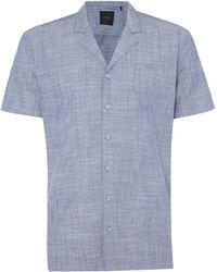 Minimum - Men's Casual Slim Fit Short Sleeve Shirt - Lyst