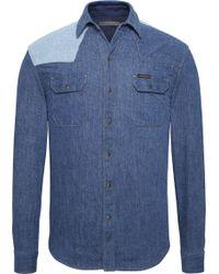 Calvin Klein | Men's Archive Western Shirt | Lyst