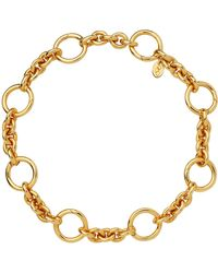 Links of London - 18kt Gold Vermeil Capture Bracelet - Lyst