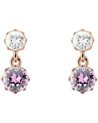 Ted Baker - T14702434 Connolee Crown Earrings - Lyst