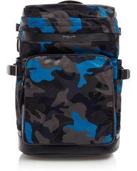 bcfa94ae5a00 Michael kors Men s Kent Nylon Backpack in Black for Men