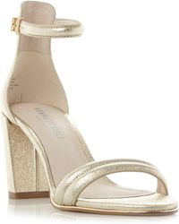 Kenneth Cole - Lex Two Strap Block Sandals - Lyst