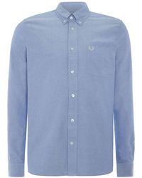 Fred Perry | Classic Oxford Shirt | Lyst