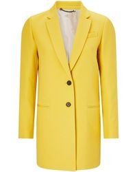 Jigsaw - Chip Rever Compact Coat - Lyst