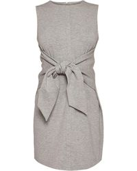 Ted Baker - Evalina Cbn Dress With Tie Front - Lyst