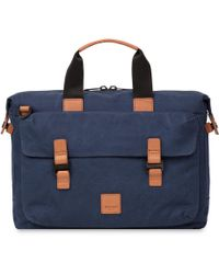 Knomo - Tournay Topload Briefcase 15 - Lyst