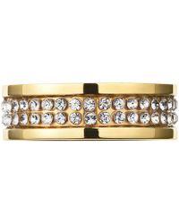 Dyrberg/Kern - Fratianne Shiny Gold Ring - Lyst