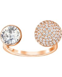 Swarovski - Forward Ring - Lyst