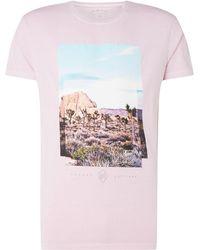 Criminal - Men's Desert Escape Graphic T-shirt - Lyst