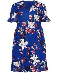 Studio 8 - Priscilla Floral Dress - Lyst