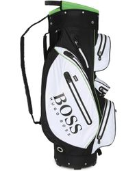 BOSS Green - Multifunctional Cart Bag: 'golf_cart' - Lyst