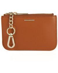 BOSS - Leather Key Case: 'staple Keyholder-c' - Lyst