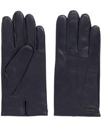 BOSS - Nappa Leather Gloves   Hainz - Lyst