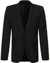 HUGO - Virgin Wool Sport Coat, Slim Fit | Aerin S - Lyst