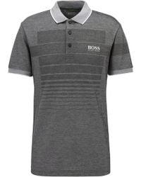Polo Shirt for Men On Sale, navy, Cotton, 2017, M S Paolo Pecora