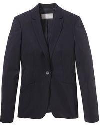 BOSS - Stretch Virgin Wool Blazer | Jabina - Lyst