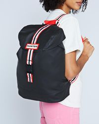 HUNTER - Original Lightweight Rubberised Backpack - Lyst