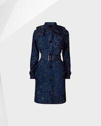 HUNTER - Women's Original Refined Trench Coat - Lyst