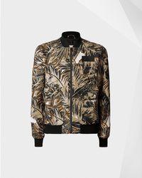 Hunter | Men's Original 3 Layer Bomber Jacket | Lyst