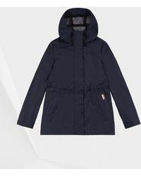 HUNTER - Original Lightweight Rubberised Jacket - Lyst