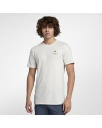 Hurley - Made In The Shade T-shirt - Lyst