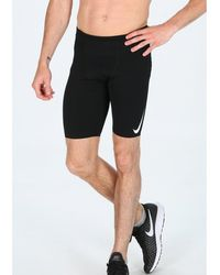 Nike - Mallas cortas AeroSwift VaporKnit - Lyst