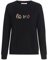 Chinti & Parker - La Vie Cashmere Sweater - Lyst