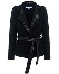 IRO - Teby Wrap Jacket - Lyst
