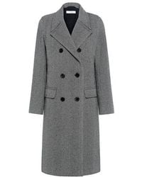 IRO - Double Breasted Sean Coat - Lyst