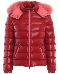 Moncler - Badyfur Puffer Jacket - Lyst