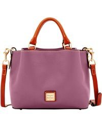 Dooney & Bourke - Pebble Grain Mini Barlow - Lyst