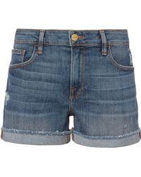 FRAME | Aldred Shorts | Lyst