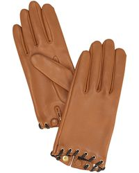 Agnelle - Gamme Nappa Leather Gloves - Lyst