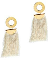Lizzie Fortunato   Go Go Crater Earrings   Lyst