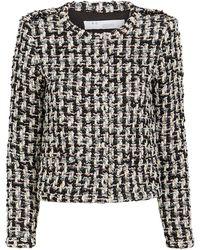 IRO - Addison Tweed Jacket - Lyst