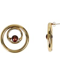 Rosantica - Passato Hoop Earrings - Lyst