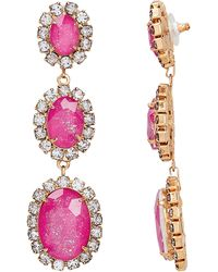 Elizabeth Cole - Lawrence Earrings - Lyst