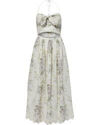 Zimmermann - Iris Picnic Dress - Lyst