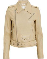 A.L.C. - Dree Leather Jacket - Lyst