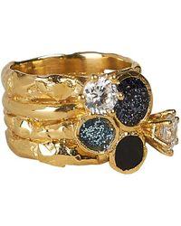 Voodoo Jewels - Catula Ring - Lyst