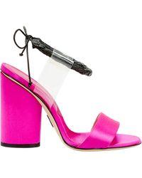 Paul Andrew | Estes Braided Illusion Sandals | Lyst