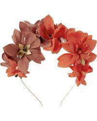 Lizzie Fortunato - Floral Headband - Lyst