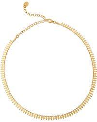 Argento Vivo - Pailette Short Necklace - Lyst
