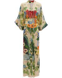 Carolina K - Helen Sacred Plants Kimono - Lyst