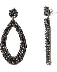 Deepa Gurnani - Eliza Beaded Drop Earrings - Lyst